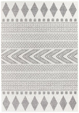 Load image into Gallery viewer, Mirage Adani  Modern Tribal Design Grey Rug