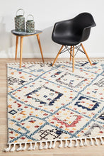 Load image into Gallery viewer, Marrakesh 111 White Rug