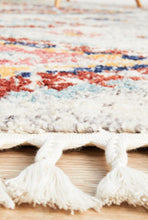 Load image into Gallery viewer, Marrakesh 222 Silver Rug