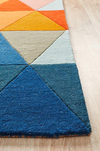 Matrix Pure Wool Multi Rug