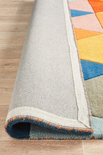 Load image into Gallery viewer, Matrix Pure Wool Multi Rug