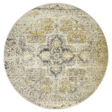 Load image into Gallery viewer, Museum Wesley Silver Round Rug