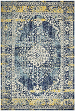 Load image into Gallery viewer, Museum Wilson Navy Rug