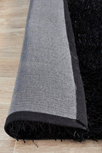Load image into Gallery viewer, Orlando  Collection Black Rug