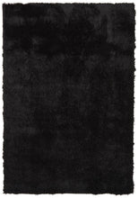 Load image into Gallery viewer, Oslo Shag Black Rug