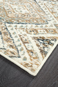 Oxford Mayfair Tribe Bone Runner Rug