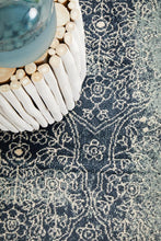 Load image into Gallery viewer, Oxford Mayfair Edge Denim Runner Rug