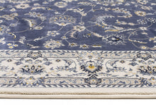 Load image into Gallery viewer, Palace Aisha Oriental Rug Blue White
