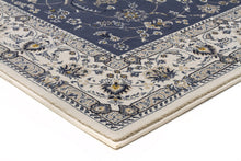 Load image into Gallery viewer, Palace Manal Oriental Rug Blue White