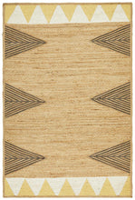 Load image into Gallery viewer, Parade 222 Yellow Rug