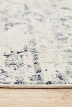 Load image into Gallery viewer, Providence Esquire Segments Traditional Blue Rug