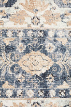 Load image into Gallery viewer, Providence Esquire Brushed Traditional Blue Rug
