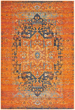 Load image into Gallery viewer, Radiance 400 Rust Rug