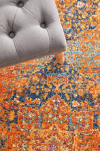 Load image into Gallery viewer, Radiance 400 Rust Runner Rug
