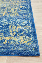 Load image into Gallery viewer, Radiance 411 Royal Blue Rug