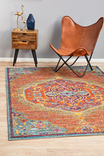 Load image into Gallery viewer, Radiance 422 Tangerine Rug