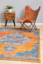 Load image into Gallery viewer, Radiance 433 Rust Rug