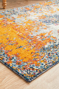 Radiance 555 Bone Runner Rug