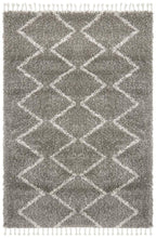 Load image into Gallery viewer, Saffron 11 Grey Rug