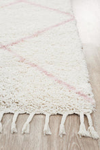 Load image into Gallery viewer, Saffron 22 Pink Rug