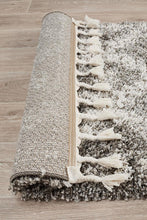 Load image into Gallery viewer, Saffron 33 Grey Runner Rug
