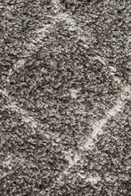 Load image into Gallery viewer, Saffron 44 Grey Runner Rug