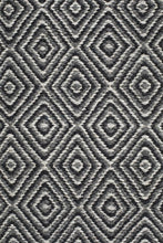 Load image into Gallery viewer, Skandinavian 304 Black Rug