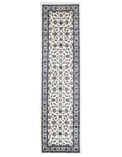 Load image into Gallery viewer, Sydney Classic Runner White With White Border Runner Rug