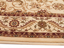 Load image into Gallery viewer, Sydney Medallion Runner Ivory With Ivory Border Runner Rug