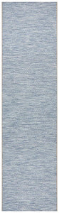 Rug Culture Terrace 5500 Blue Runner Rug