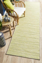 Load image into Gallery viewer, Rug Culture Terrace 5500 Green Runner Rug