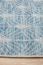 Load image into Gallery viewer, Rug Culture Terrace 5502 Blue Runner Rug