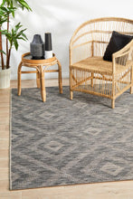 Load image into Gallery viewer, Rug Culture Terrace 5504 Black
