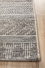 Load image into Gallery viewer, Rug Culture Terrace 5505 Grey Runner Rug