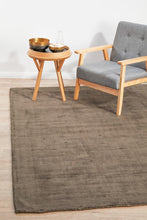 Load image into Gallery viewer, Twilight Collection Chocolate Rug