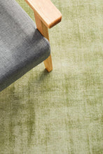 Load image into Gallery viewer, Twilight Collection Green Rug