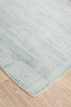 Load image into Gallery viewer, Twilight Collection Sky Blue Rug