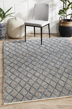 Load image into Gallery viewer, Urban Collection 7502 Blue Rug