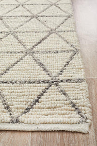Urban Collection 7502 Ivory Rug