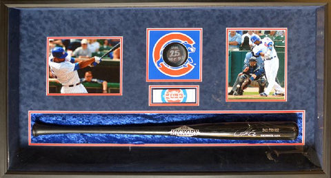 Derrek Lee Game Used Bat