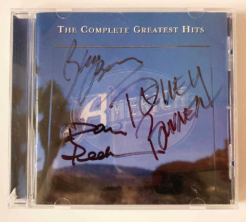 "America ""The Complete Greatest Hits"" CD"