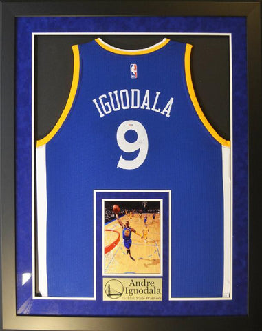 Andre Iguodala Golden State Warriors Jersey