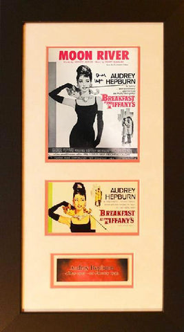 Audrey Hepburn Sheet Music