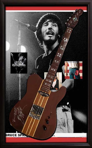 Bruce Springsteen Guitar