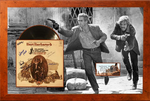 Butch Cassidy and the Sundance Kid Soundtrack
