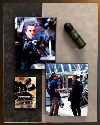 Terminator Salvation Movie Prop