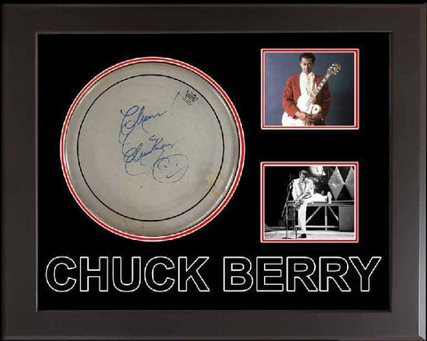 Chuck Berry Drumhead