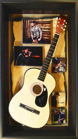 Cole Swindell Acoustic Guitar