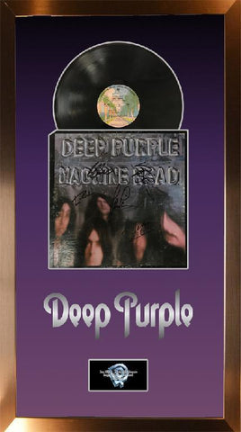 Deep Purple Machine Head Album