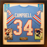 Earl Campbell Houston Oilers Jersey